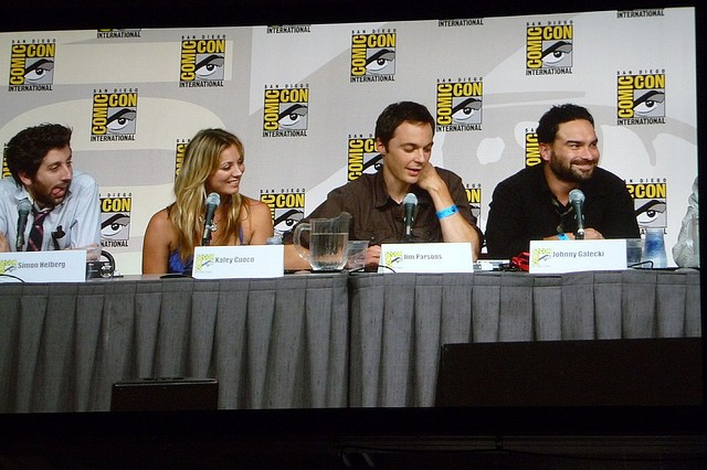 'The Big Bang Theory' Cast