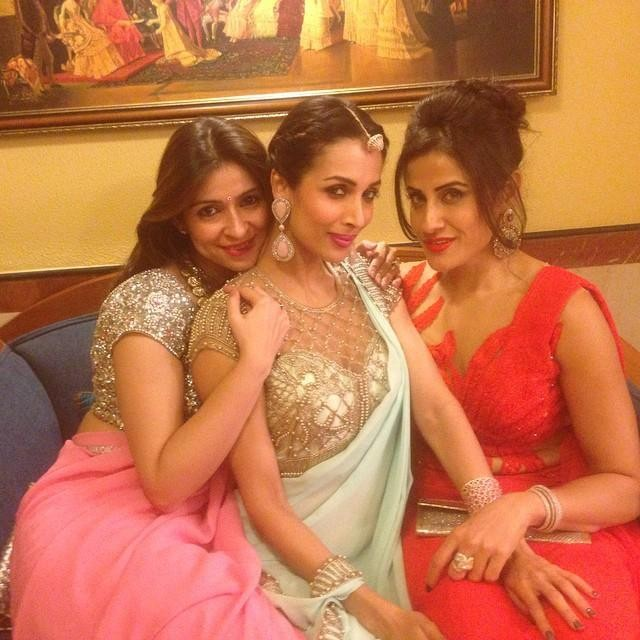 Malaika Arora at Arpita Khan's Wedding Reception