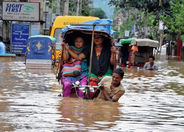 Guwahati floods