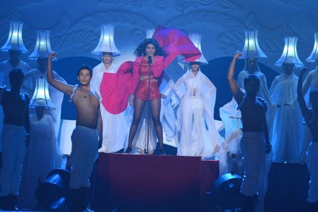Priyanka Chopra Performing during Got Talent