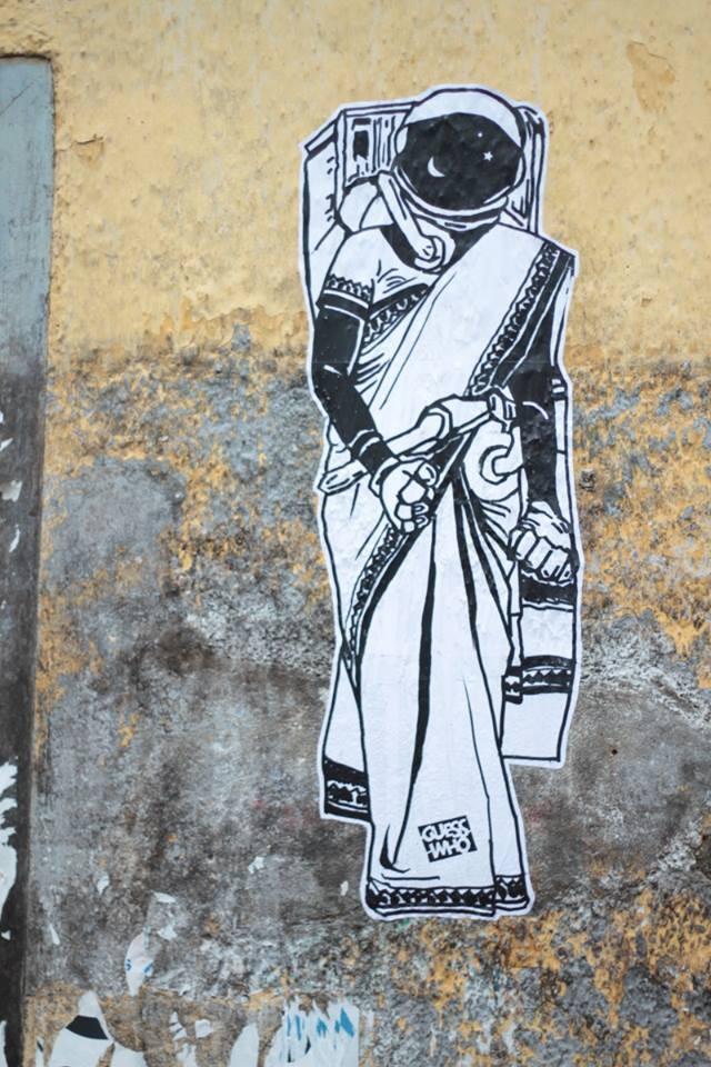 Guess Who Graffiti
