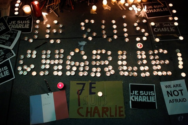 Charlie Hebdo Paris Attack