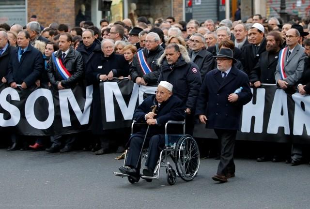 Paris Unity March