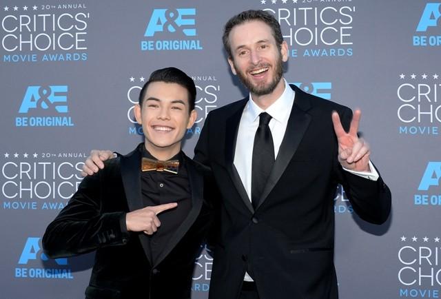 Ryan Potter and Chris Williams