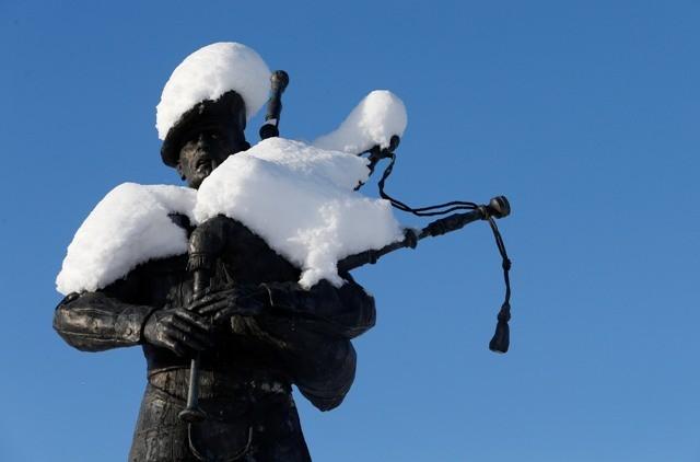 Scotland Snow