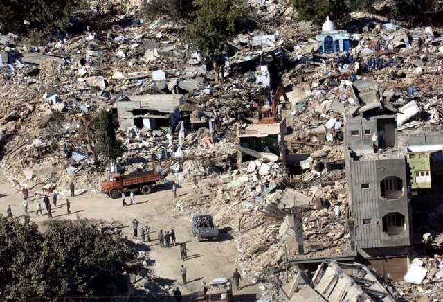 2001 Gujarat Earthquake