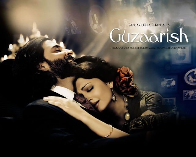 Hrithik Roshan in 'Guzaarish'