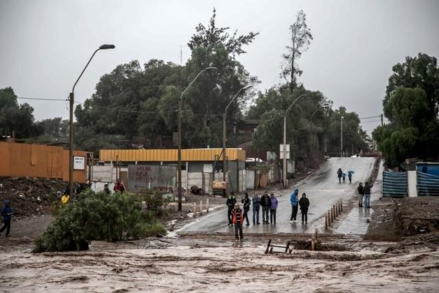 Chilean Flooding