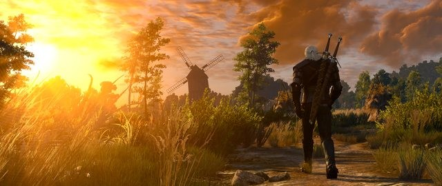 A Witcher 3 in-game snap taken with the help of the Photo Mode Tool
