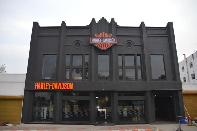 Western Ghats Harley-Davidson, Coimbatore