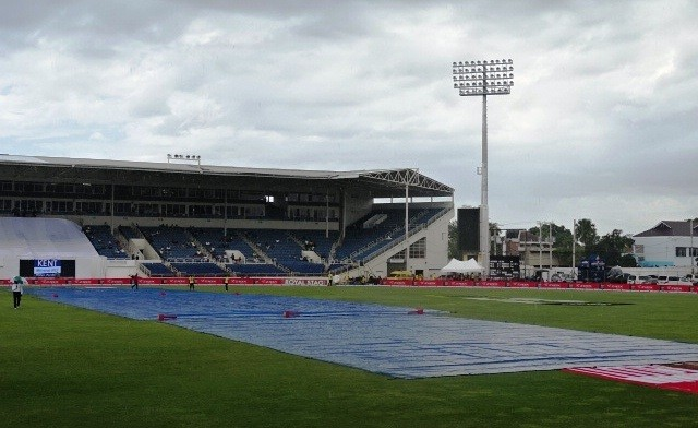 Rain India West Indies