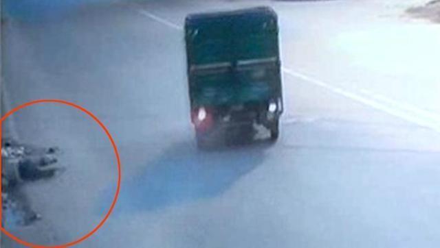 Road accident delhi