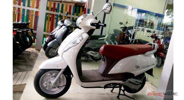 Suzuki Access 125 special edition prices leaked