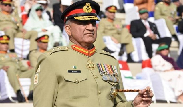 COAS Pak Army