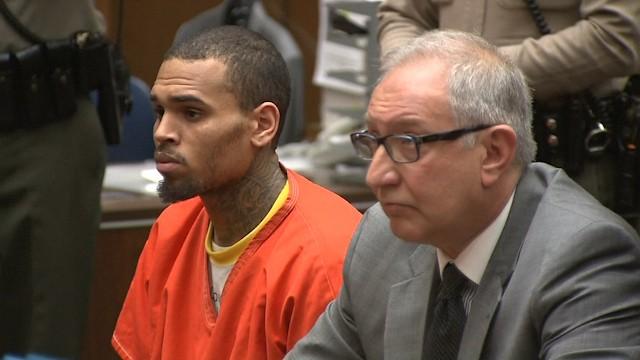 Chris Brown suspected of misdemeanour battery in Las Vegas