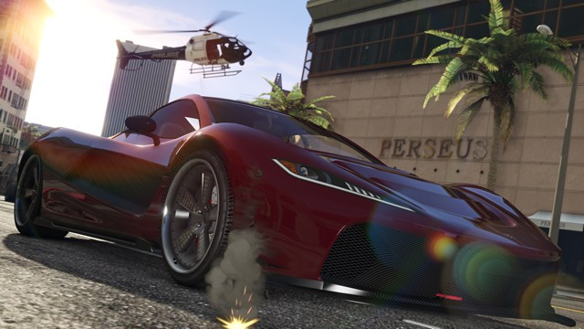 GTA 5 Online: Update related to Christmas content imminent