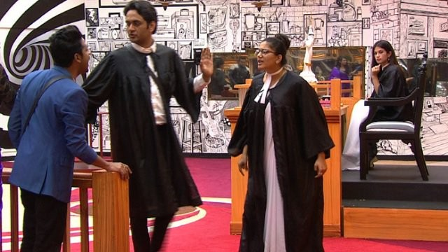 Bigg Boss 11 luxury budget task