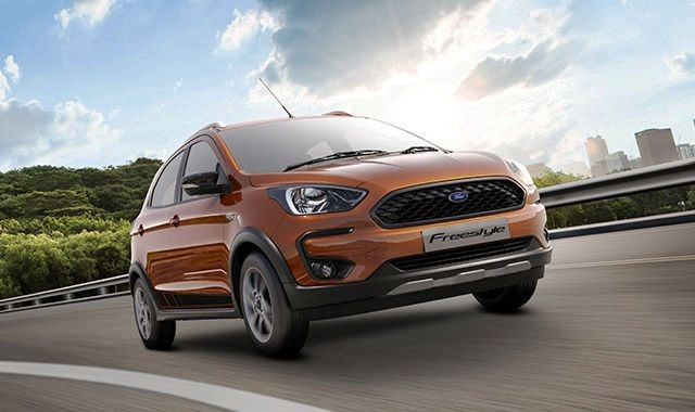 Ford Freestyle, Ford Freestyle cross-hatch