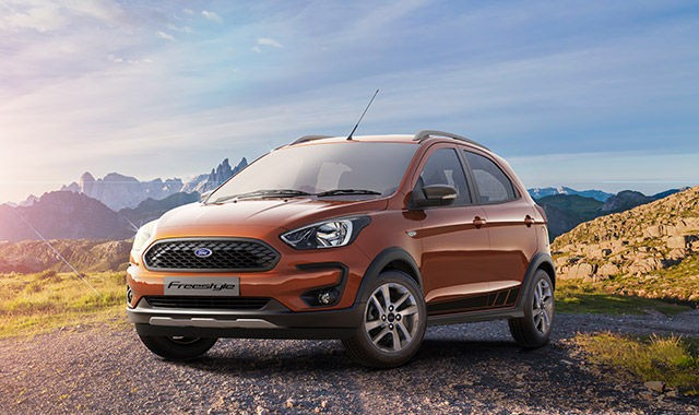 Ford Freestyle, Ford Freestyle CUV