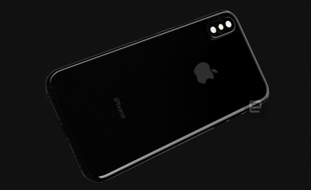 iPhone 8 leaked renders