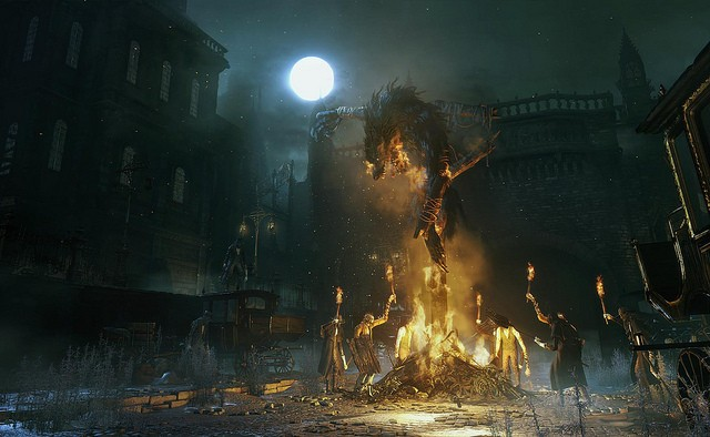 Bloodborne: Load Time Patch Incoming