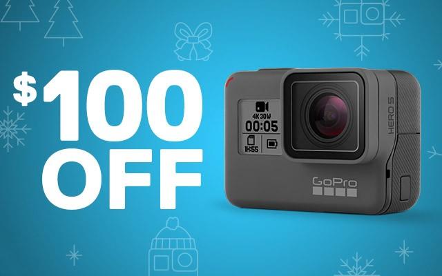 GoPro Hero 5 On Discount