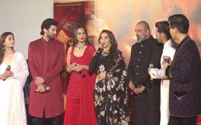 Kalank teaser launch - Photo by Shweta Parande for IBTIMES