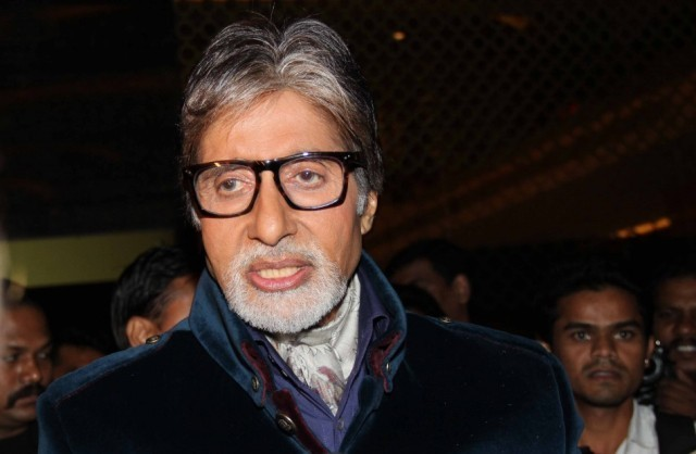 Amitabh Bachchan (Photo:Varinder Chawla)