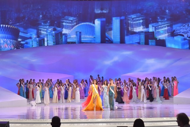 Miss World 2012 (Facebook)