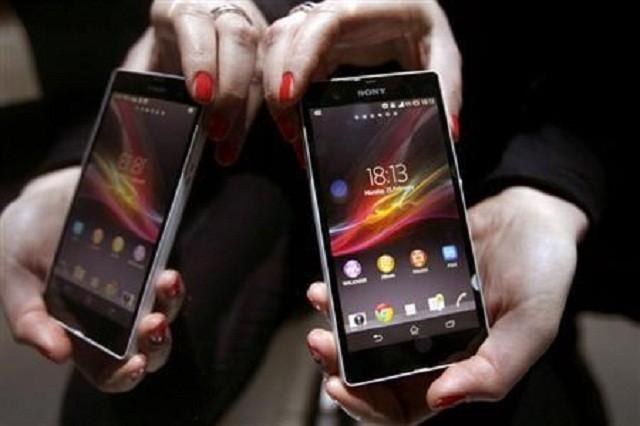Sony Xperia series smartphone