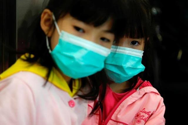 China virus outbreak