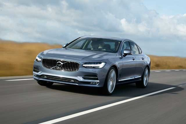 Volvo S90 sedan to be launched in India on November 4