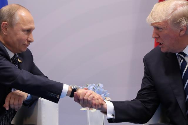 Putin Trump meeting