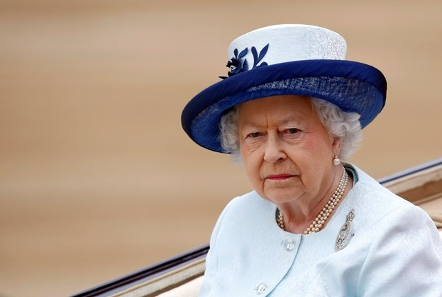 Queen Elizabeth II on her 88th birthday