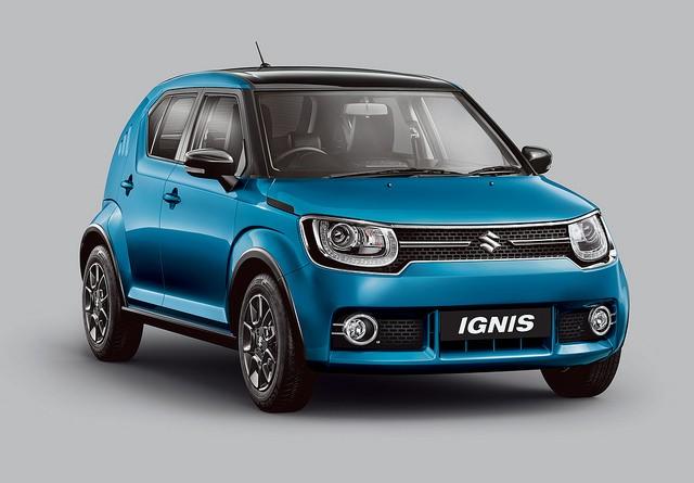 Maruti Suzuki Ignis, Maruti Suzuki Ignis AMT, Maruti Suzuki Ignis India