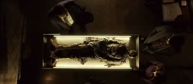 Dr Wells dead body in Starling City