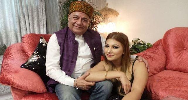 Anup Jalota and Jasleen