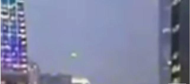 Hong Kong UFO