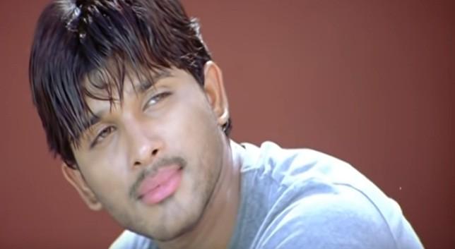 Allu Arjun worst hairstyle