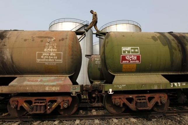 Indian oil tankers