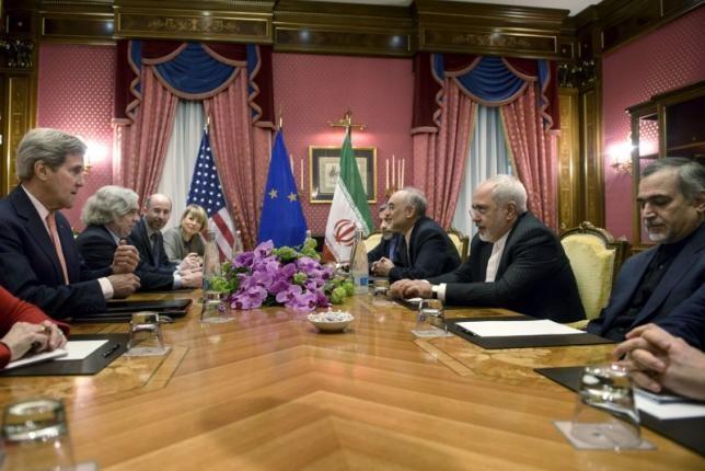 Iran Nuclear Deal Talks