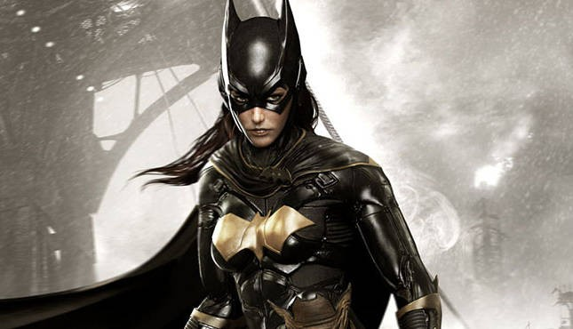 Arkham Knight's Batgirl DLC