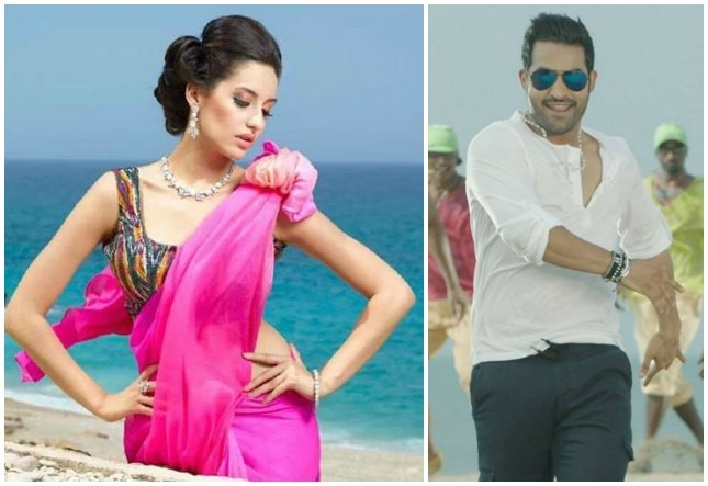 'Temper' Item Song: Junior NTR Shakes with Hollywood Model Nora Fatehi
