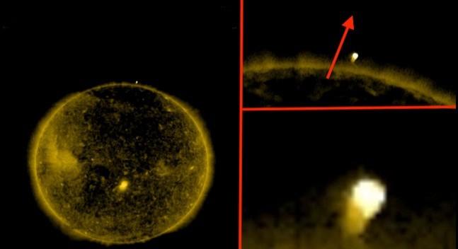 UFO Sun