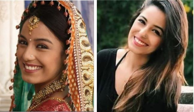 Srishty Rode then and now