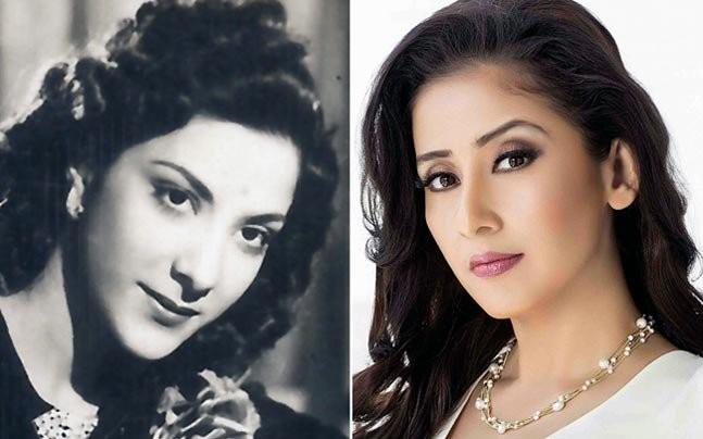 Nargis, Manisha Koirala, Sanjay Dutt