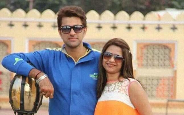 Pankaj and Priya Mehra