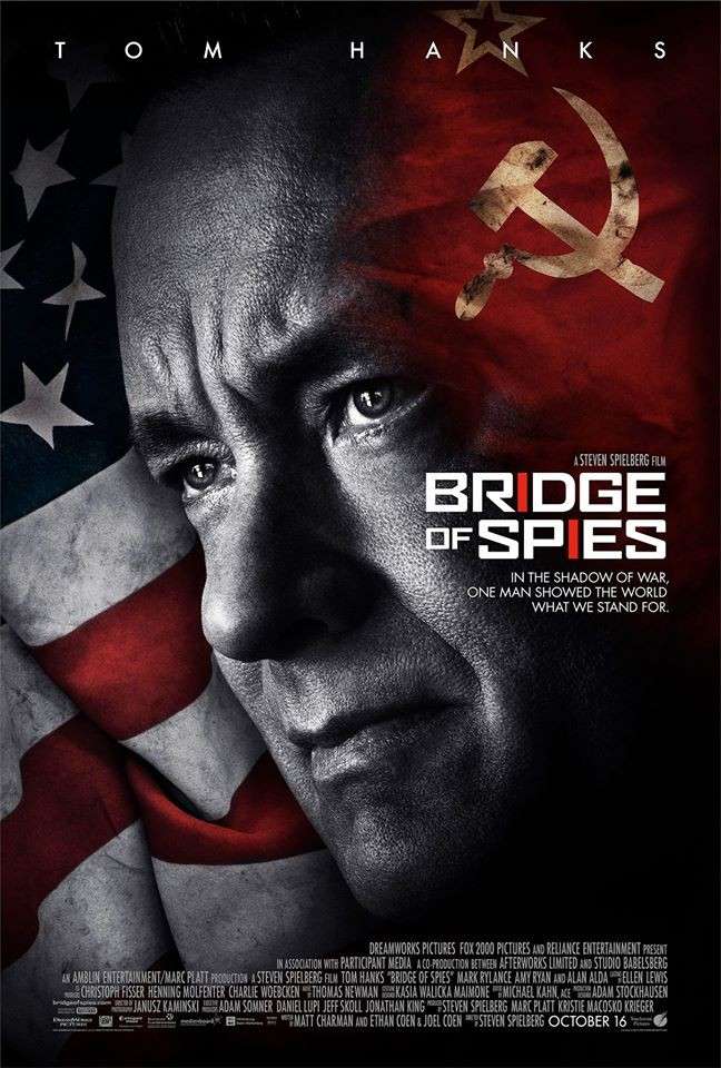 Steven Spielberg,Bridge Of Spies Poster,Bridge Of Spies,hollywood movie Bridge of Spies,Matt Charman,Ethan Coen,Joel Coen,Bridge of Spies movie stills,Bridge of Spies movie pics,Bridge of Spies movie images,Bridge of Spies movie pictures