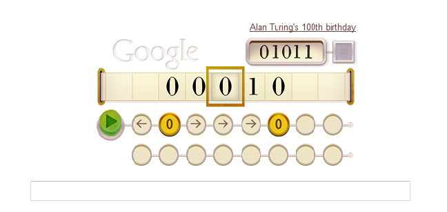 Alan Turing birth Anniversary