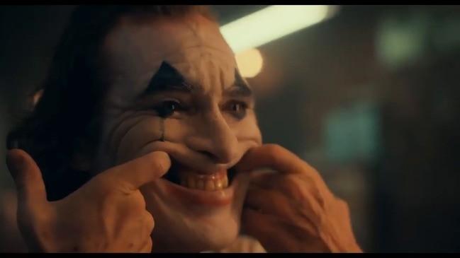 Joker trailer screenshot Joaquin Phoenix